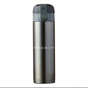 水筒 ディーン&デルーカ(DEAN & DELUCA) マグボトル 300ml ガンメタル 1個 ワンタッチボトル