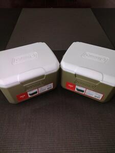 コールマン(Coleman)クーラーボックス テイク6容量約4.7L 新品未使用 2個セット
