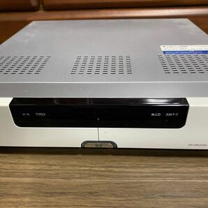 スカパーチューナー HD SP-HR200H 地上デジタルチューナー内蔵