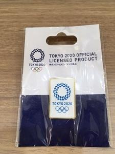 【新品】◇30%OFF◇東京2020公式オリジナル商品★オリンピックエンブレムピンバッジ★ゴールドブルー