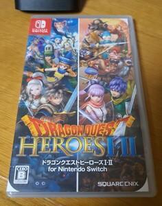 ドラゴンクエストヒーローズI・II Nintendo Switch Switchソフト
