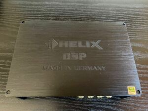 HELIX DSP analogue remote control, power supply terminal attaching . re-exhibition