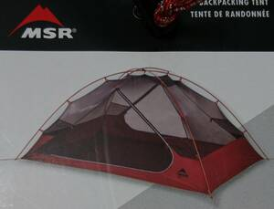 930 ★MSR ゾイック2 最新モデル ZOIC(テント、登山、キャンプ、アウトドア、ハイキング、ツーリング)