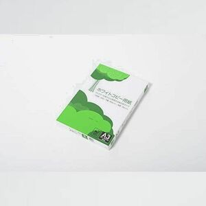 新品 未使用 高白色 APP G-VQ 紙厚0.09mm 500枚 ホワイトコピ-用紙 A3 白色度93%