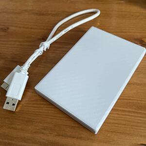 外付け HDD 1TB USB3.0