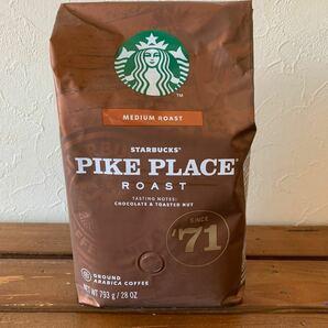 コストコ スターバックス パイクプレイス ロースト 793g×1袋 コーヒー 粉 スタバ