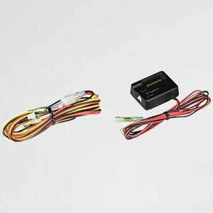 新品 目玉 ドライブレコ-ダ-用 ユピテル 2-O0 駐車監視 電圧監視機能付 電源直結ユニット OP-VMU01