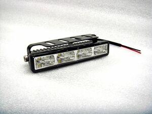 送料無料 (沖縄・離島除く) 薄型LEDバックランプ (4LED) ナビゲーター エクスペディション エクスプローラー マスタング等