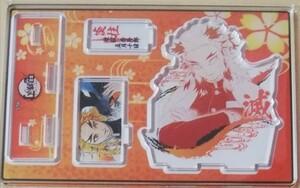 鬼滅の刃 名場面ジオラマフィギュア 煉獄杏寿郎 1点 ジャンプショップ