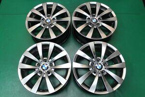 引取歓迎 中古ホイール 社外 阿部商会 モーテック グレン 17インチ 7.5J +38 120 5H 4枚 BMW 3シリーズ E46 E90 F30 F31 Z4 E85 X3 E83