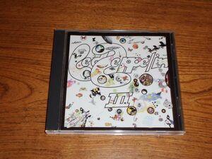 〇 CD Led Zeppelin - Ⅲ / レッド・ツェッペリン 3 国内盤 美品