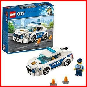 【最安】車 男の子 おもちゃ ブロック DE-67 60239 ポリスパトロールカー シティ レゴ(LEGO)