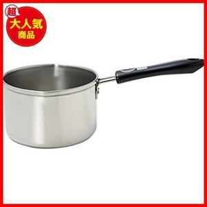 【最安】IH対応 ステンレス 13cm デイズキッチン HU-844 ミルクパン 日本製 パール金属 H-5171
