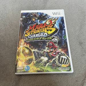 マリオストライカーズチャージド Wiiソフト Wii