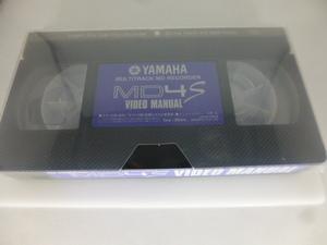 YAMAHA MD4S видеолента нераспечатанный