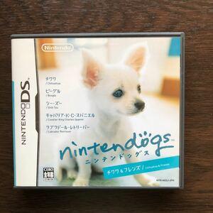 ニンテンドッグス nintendogs DSソフト