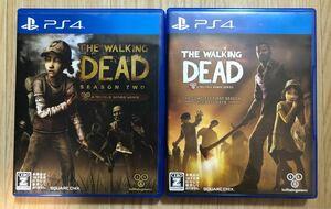 【PS4・2本セット】 ウォーキング・デッド シーズン 1 & 2