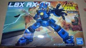 ダンボール戦機「絶版LBX AX-00 エーエックスゼロゼロ」HFWダブル ウォーズハイパーファンクションバンダイ スピリッツBANDAI