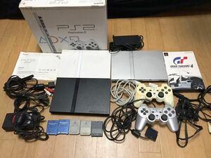 1円~PlayStation2 プレイステーション2 メモリーカード SONY SCPH77000 SCPH 75000 まとめ売り PS2 セット 動作未確認