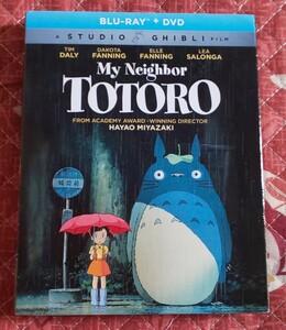 BD「となりのトトロ」北米版Blu-ray(新品開封品)