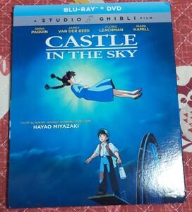 BD「天空の城ラピュタ」北米版Blu-ray(新品開封品)