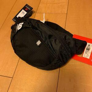 ニューバランス 陸上 ランニング ウエストバッグ JABR0654 BK ウエストポーチ : ブラック New Balance