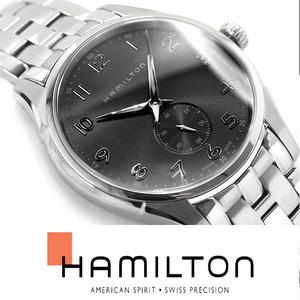 【1円】【新品正規品】ハミルトンHAMILTONメンズジャズマスターJAZZMASTERシンラインスモールセコンドクォーツスイス製メンズ腕時計ギフト