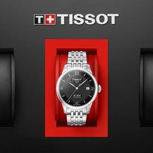 1円【新品正規品】TISSOT1853ティソT-クラシック ル・ロックル自動巻き(クロノメーター) メンズ腕時計カレンダー機能【T0064081105700】