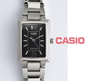【即決】【高級セームプレゼント】新品CASIOカシオトノーフェイス腕時計 レディース キッズ 子供 女の子 チープカシオ とけい シルバー