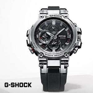【1円】新品正規カシオGショックG-SHOCKアナログブルートゥース電波ソーラースマホリンクMT-G高級ラインウレタン200mダイバー腕時計