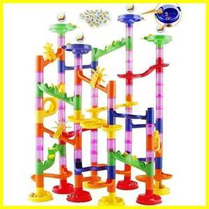 ★特価★組み立て ブロック 子供 DIY セット 立体 ルーピング GGHU スロープ パズル 知育玩具 男の子 ビーズコースター 女の子 Tebrcon