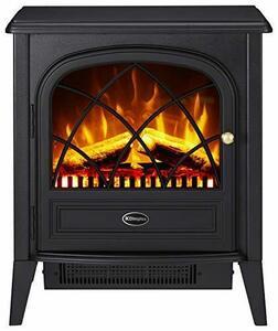 新品ブラック コンクリート 8 畳 ディンプレックス 電気暖炉 リッツ 【3~8畳用】 ブラック RIT12JIUDO