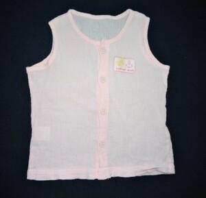 ■エリカランド■ノースリーブのシャツ   サイズ80■