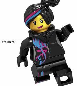 1体 ルーシー ムービー ミニフィグ LEGO 互換 ブロック ミニフィギュア レゴ 互換 k