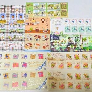 切手シート シール切手 630×10シート