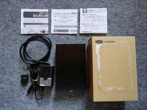 LaCie 外付けHDD USB3.0 2TB