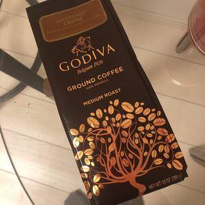GODIVA フレーバーコーヒー ゴディバ ヘーゼルナッツ