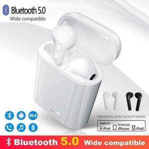 Bluetooth ワイヤレスイヤホン iPhone Android TWS ブルートゥースイヤホン 高音質 スポーツ Bluetoothイヤホン