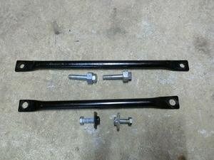 Cappuccino reinforcement parts lower arm bar front rear set rigidity UP,EA11R,EA21R,SUZUKI, Suzuki