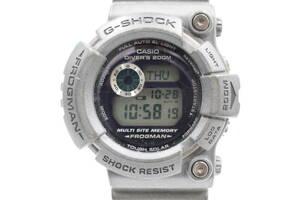 稼働品 【CASIO カシオ】 GW-200S FROGMAN フロッグマン ソーラー メンズ 腕時計