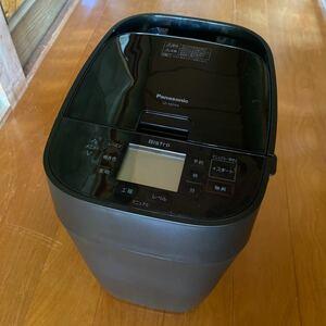 パナソニック ホームベーカリー(1斤タイプ) ブラック Panasonic Bistro(ビストロ) SD-MDX4-K
