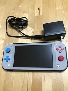 Nintendo Switch Lite 本体 ザシアン・ザマゼンタ ポケモン スイッチライト