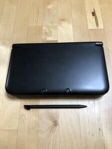 ニンテンドー3DS LL ブラック 本体