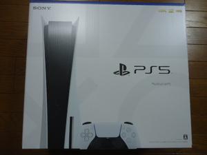 新品未開封 PS5 PlayStation5 プレイステーション5 本体 CFI-1000A01 通常版 ディスクドライブ搭載モデル 6/9購入