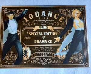 drama CD 10DANCE VOL.5 special equipment version Inoue Sato ton Dance 5 volume