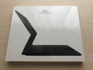 送料無料 新品未開封 Apple 12.9インチiPad Pro 第3/4世代用 Magic Keyboard 日本語(JIS) MXQU2J/A 純正キーボード