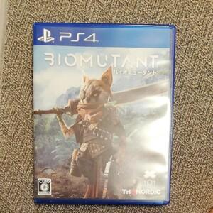 【PS4】 バイオミュータント PS4