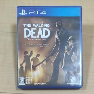PS4 ウォーキング・デッド PS4ソフト