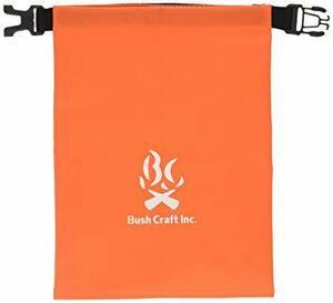 オレンジ 2L Craft(ブッシュクラフト) オレンジ 2L Bush ドライバッグ 28864