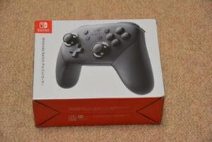 未使用 任天堂 Switch Nintendo Switch Proコントローラー HAC-A-FSSKA 新品